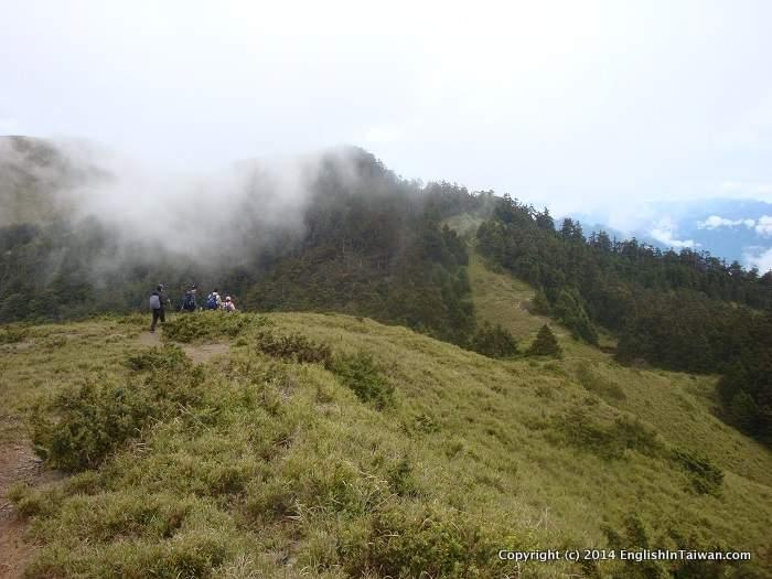 Mt. Hehuan West Peak Hike