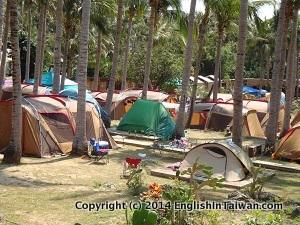 Baisha Beach in Kending
