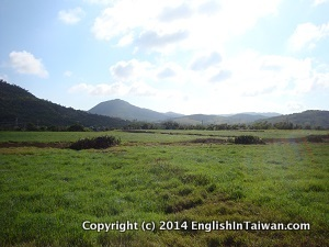 Kending mountain scenery and views