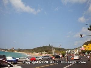 kending beach at nan wan