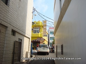 kending town where to stay