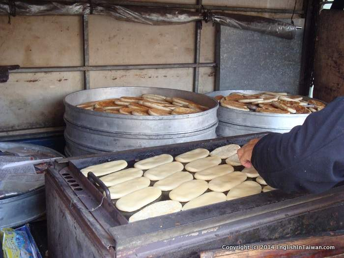 lugang taiwan foods to eat cow tongue cookie