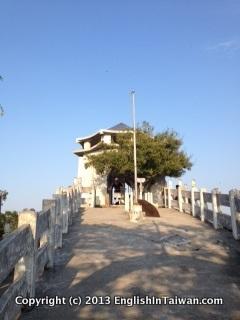 Qiwei Mountain in Greater Kaohsiung